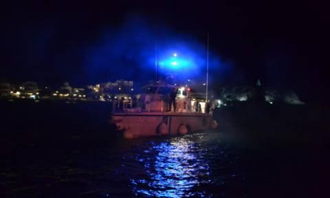 Λακωνία: Πυρκαγιά σε μηχανοστάσιο φορτηγού πλοίου στο ακρωτήριο Ταίναρο