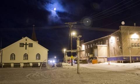Αυτή είναι η πόλη που θα ξαναδεί το φως της ημέρας στο τέλος Ιανουαρίου (photo+vid)
