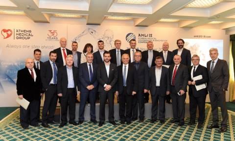 Όμιλος Ιατρικού Αθηνών: 2ο Διεθνές Συνέδριο Ιατρικής Πρωτοπορίας και Καινοτομίας
