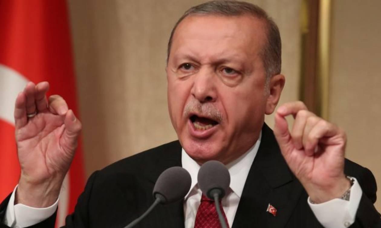 «Πάει γυρεύοντας» ο Ερντογάν: Δεν πήρε το «μάθημα» του και ξεκινά νέο «πόλεμο» με την Ευρώπη