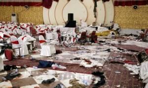 Καμπούλ: Δείτε καρέ καρέ τη στιγμή που ο βομβιστής αυτοκτονίας ανατινάζεται στην αίθουσα γάμων
