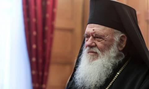 Επιμένει ο Αρχιεπίσκοπος Ιερώνυμος: Εγώ θα μιλήσω τελευταίος