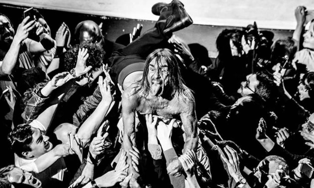 Iggy Pop: Ο θρύλος του ροκ τον Ιούνιο στην Αθήνα