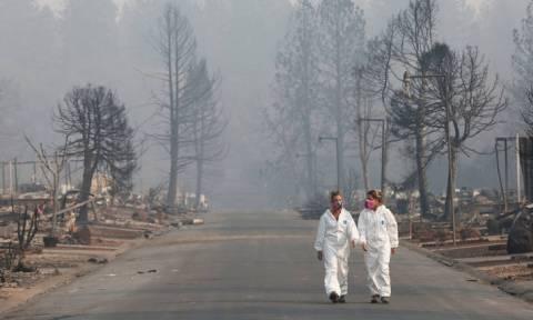 Καλιφόρνια: Η καταστροφή από τις φονικές πυρκαγιές με το μάτι της NASA