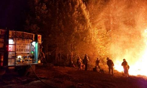 Τραγωδία δίχως τέλος στην Καλιφόρνια: Τουλάχιστον 86 νεκροί από τις φονικές πυρκαγιές (pics+vid)