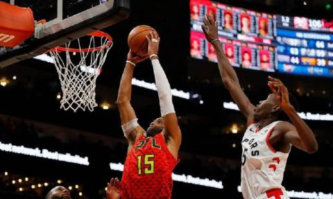 NBA: Με Βινς Κάρτερ από τα παλιά και Γιάννη το Top 10! (video)