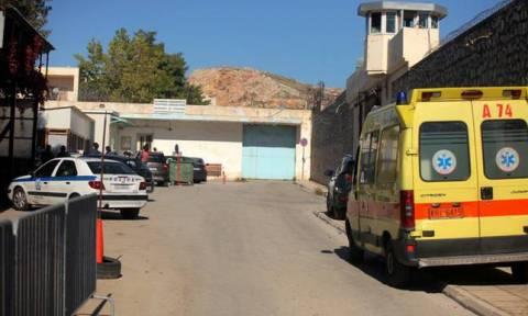 Στο ΕΣΥ εντάσσεται το νοσοκομείο των φυλακών Κορυδαλλού