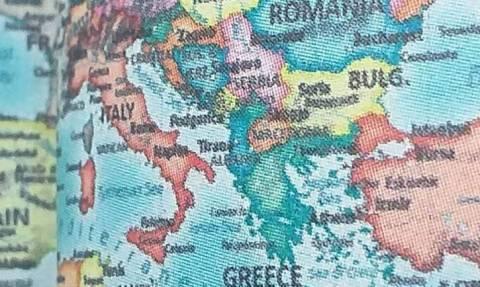 Αυτός είναι ο λόγος που τα ημερολόγια της ΕΛ.ΑΣ. έγραφαν τα Σκόπια... «Μακεδονία»