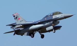 «Σουρωτήρι» ξανά το Αιγαίο: 20 τουρκικά αεροσκάφη πραγματοποίησαν 41 παραβιάσεις