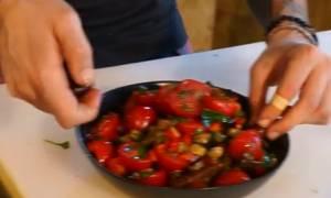 Η συνταγή της ημέρας: Ντάκος... «αλλιώς»