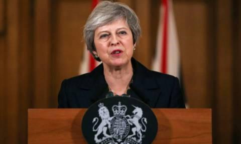 Μέι: Οι διαπραγματεύσεις για το Brexit βρίσκονται σε κρίσιμο σημείο