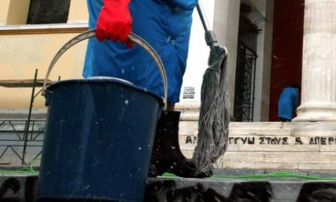 Θύελλα αντιδράσεων και παρέμβαση του Αρείου Πάγου για την καταδίκη της καθαρίστριας