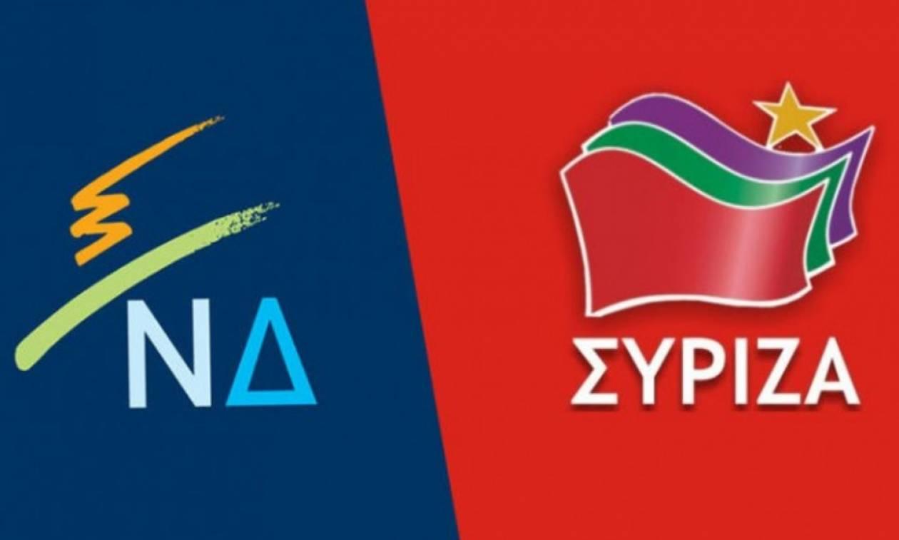 Δημοσκόπηση: Με ποια κόμματα θα συνεργαστούν ο ΣΥΡΙΖΑ και η ΝΔ μετά τις εκλογές