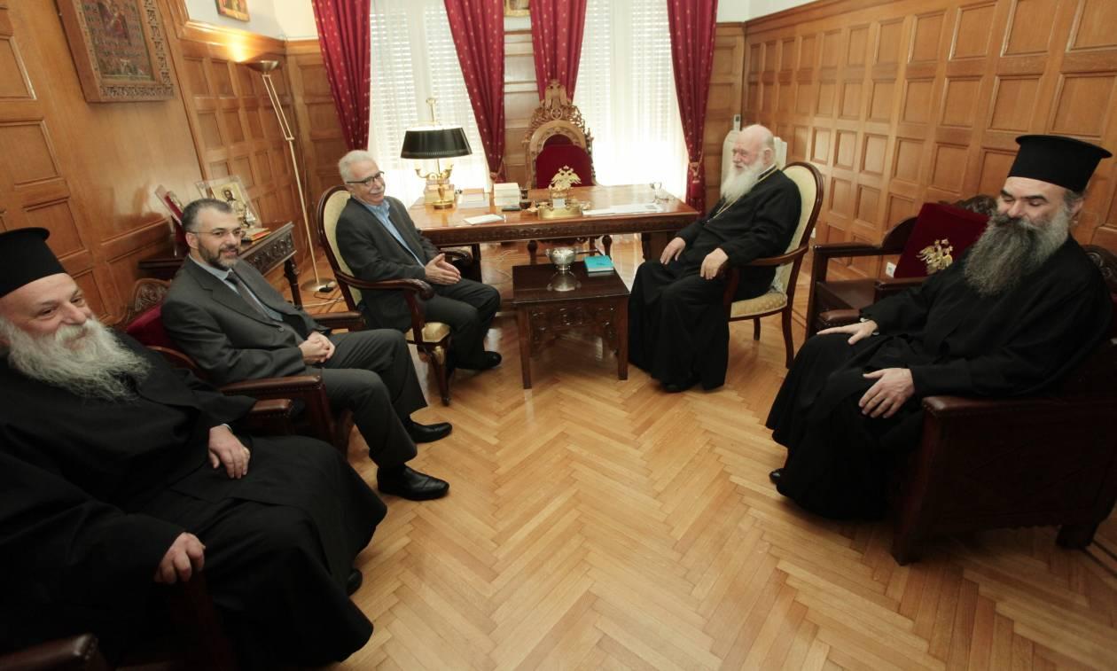 Ιερώνυμος για σχέσεις Εκκλησίας - Κράτους: Δεν υπήρξε ποτέ συμφωνία, αλλά πρόθεση συμφωνίας