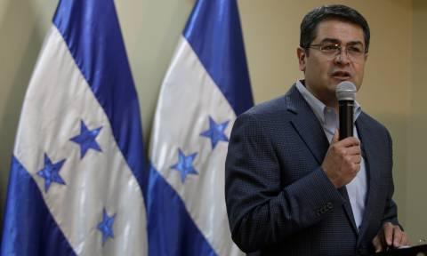ΗΠΑ-Μαϊάμι: Συνελήφθη κατηγορούμενος για λαθρεμπόριο ναρκωτικών ο αδερφός του προέδρου της Ονδούρας