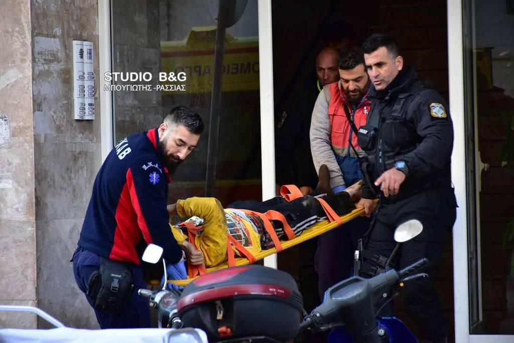 Θρίλερ στο Ναύπλιο: Έπεσε ανήλικος από τον τρίτο όροφο – Τον βρήκαν τρεις ώρες αργότερα (pics-vid)
