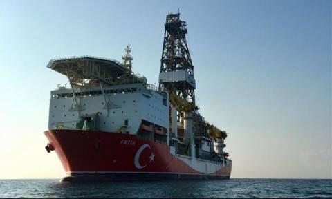 Ξεκινούν τις γεωτρήσεις οι Τούρκοι – «Φωτιά» παίρνουν τα γεωτρύπανα σε Αττάλεια και και Μερσίνα