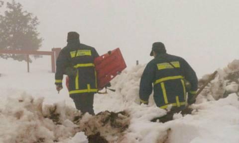 Συναγερμός στο Μέτσοβο: Επιχείρηση διάσωσης τεσσάρων ορειβατών