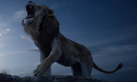 The Lion King: Δείτε το νέο τρέιλερ της υπέρ παραγωγής της Disney (video)
