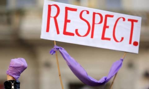 Η Ευρώπη στο «πόδι» κατά της σεξιστικής και σεξουαλικής βίας (pics)