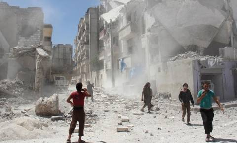 Συρία: Κρατικά ΜΜΕ κατηγορούν τους αντάρτες για επίθεση με τοξικά αέρια