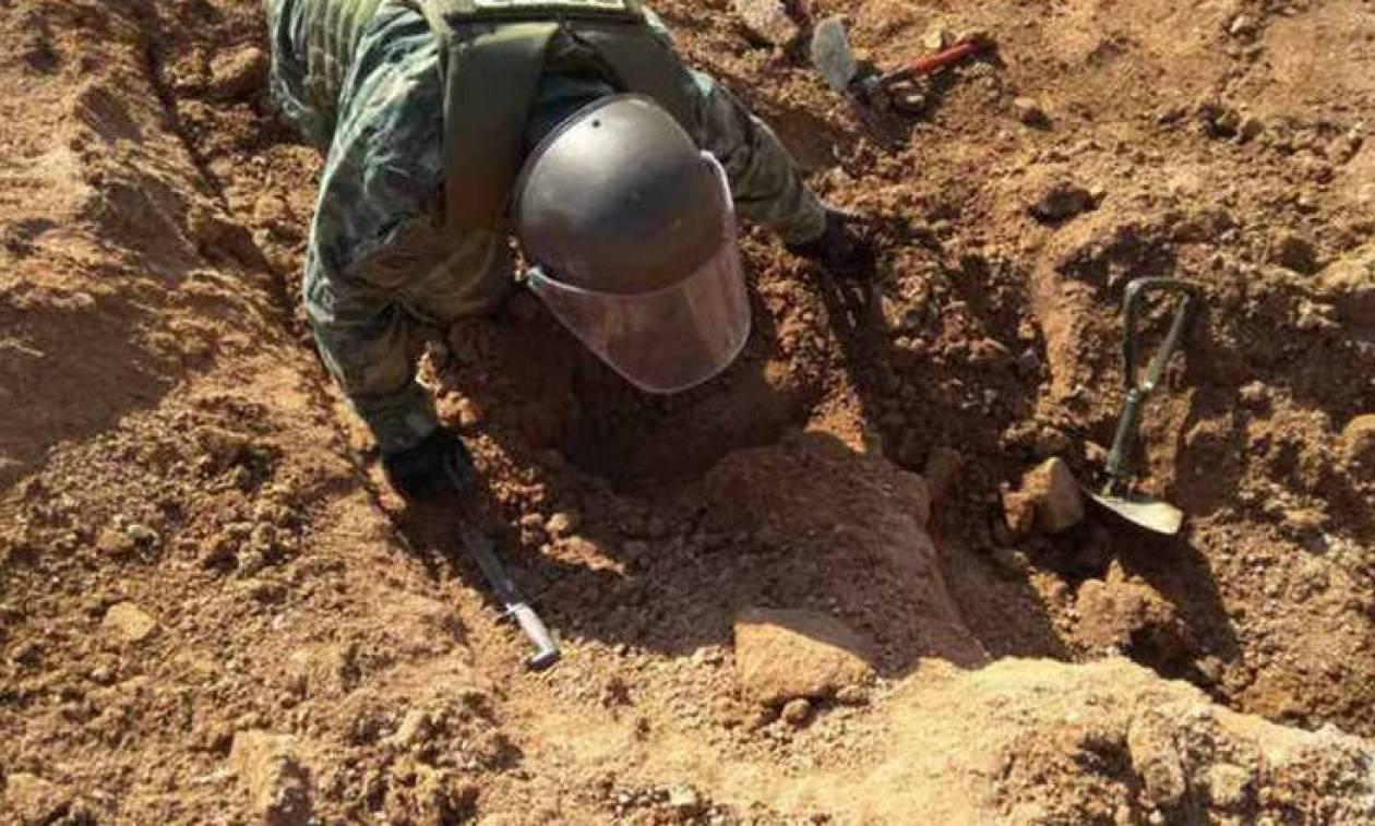 Συναγερμός για τη βόμβα - «τέρας» του Β' παγκοσμίου Πολέμου που εντοπίστηκε στην Ελευσίνα