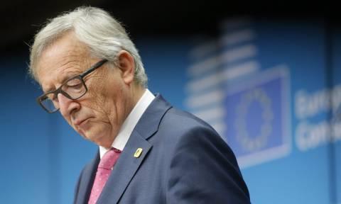 Brexit - Γιούνκερ: Σήμερα είναι μια θλιβερή μέρα για την Ευρώπη