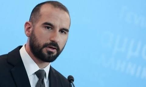 Τζανακόπουλος: Ο προϋπολογισμός καταδεικνύει ότι η χώρα βρίσκεται σε μια νέα εποχή