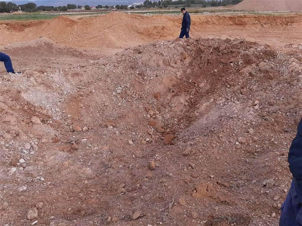 Ελευσίνα: Εξουδετερώθηκε η βόμβα - «τέρας» - Δείτε φωτογραφίες