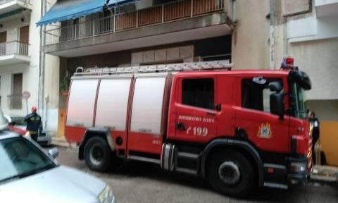 Τραγωδία στο κέντρο της Αθήνας: Νεκρά δύο άτομα από φωτιά σε διαμέρισμα (pics+vid)