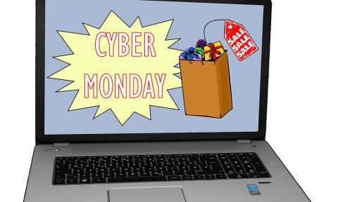 Cyber Monday: Σήμερα η ηλεκτρονική Δευτέρα με τις μεγάλες εκπτώσεις!