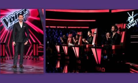 Αποκλειστικό: The Voice: Η μεγάλη ανατροπή- Τι θα ανακοινώσει ο Καπουτζίδης στους κριτές
