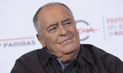 Πέθανε ο πολυβραβευμένος σκηνοθέτης Μπερνάρντο Μπερτολούτσι (pics&vids)