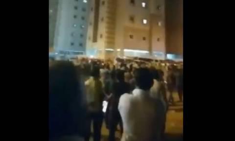 Ένας νεκρός στο Ιράκ και εκατοντάδες τραυματίες στο Ιράν από τον ισχυρό σεισμό