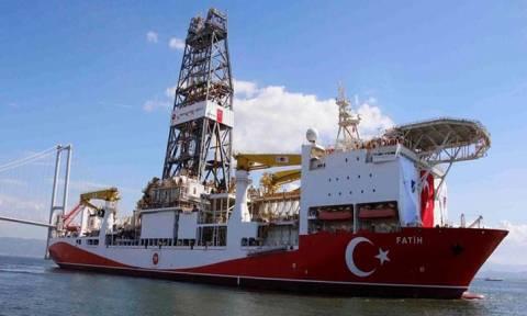 Ξεκινά σήμερα (26/11) η νέα γεώτρηση της Τουρκίας στα ρηχά νερά της Μερσίνας