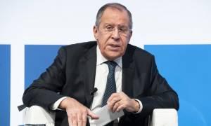 Ο Λαφρόφ κατηγορεί την Ουκρανία για «επικίνδυνες μεθόδους» στον Πορθμό Κερτς