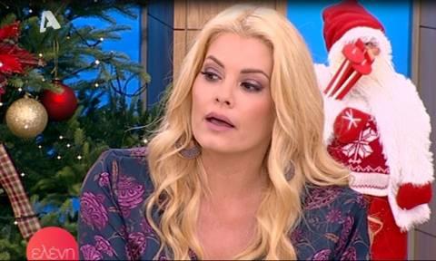 Μαρία Κορινθίου: «Ντρέπομαι να μιλήσω με τον Γιάννη Παπαμιχαήλ…»