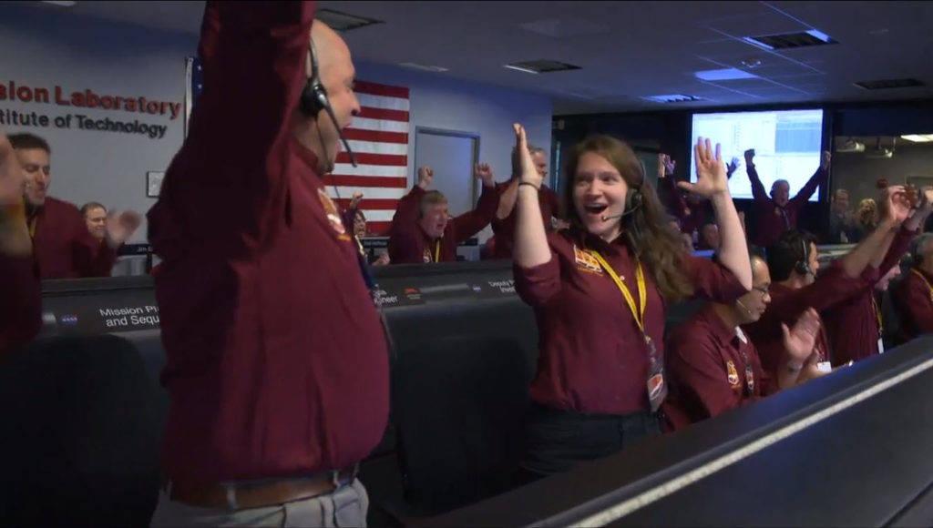 Η ανθρωπότητα γράφει ξανά ιστορία: Δείτε LIVE την ιστορική προσεδάφιση του InSight της NASA στον Άρη