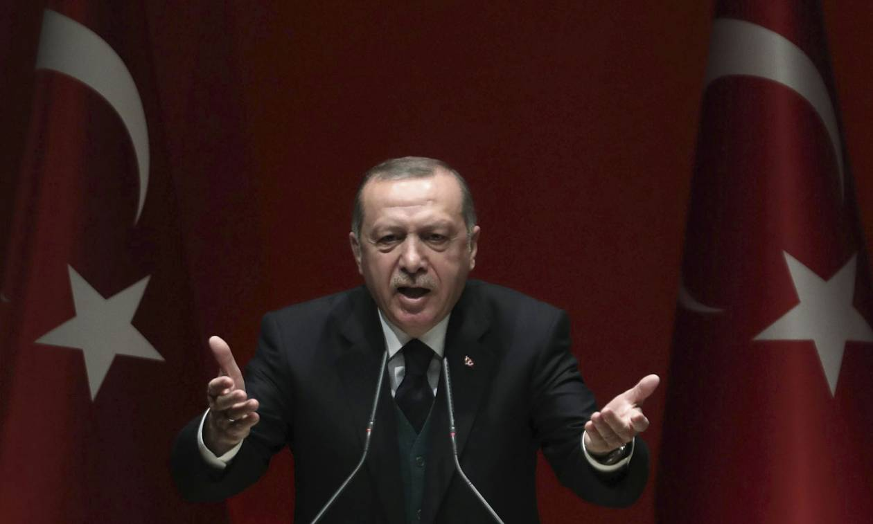 Ο Ερντογάν «διώχνει» για πάντα τον Τζορτζ Σόρος από την Τουρκία