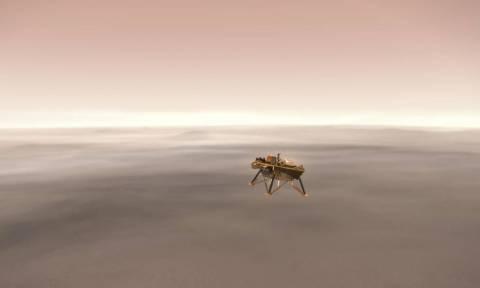 Πλανήτης Άρης: Το διαστημόπλοιο InSight της NASA μεταφέρει ονόματα Κυπρίων πολιτών (Pics)