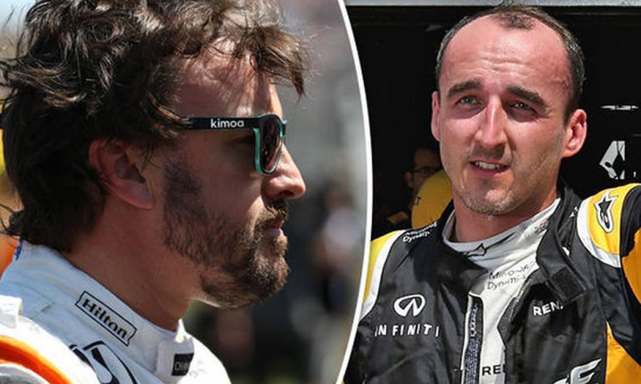 Formula 1: Το «αντίο» σε έναν μεγάλο οδηγό!