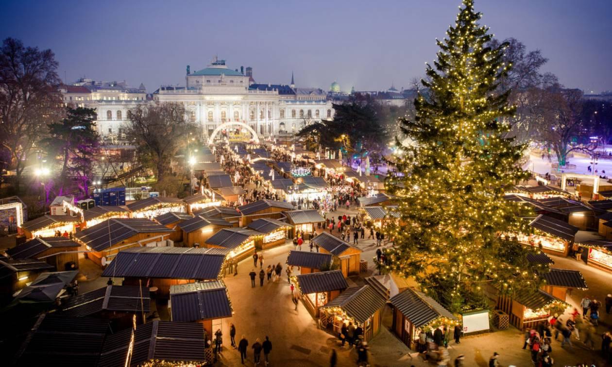 Αυτός εδώ είναι ο καλύτερος προορισμός για τα Χριστούγεννα!