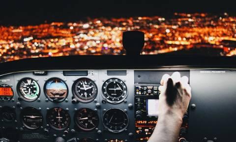 Απίστευτο περιστατικό: Πιλότος... κοιμήθηκε εν ώρα πτήσης και έχασε τον προορισμό του!