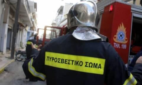 Συναγερμός στη Θεσσαλονίκη: Φωτιά σε  διαμέρισμα στην Κάτω Τούμπα