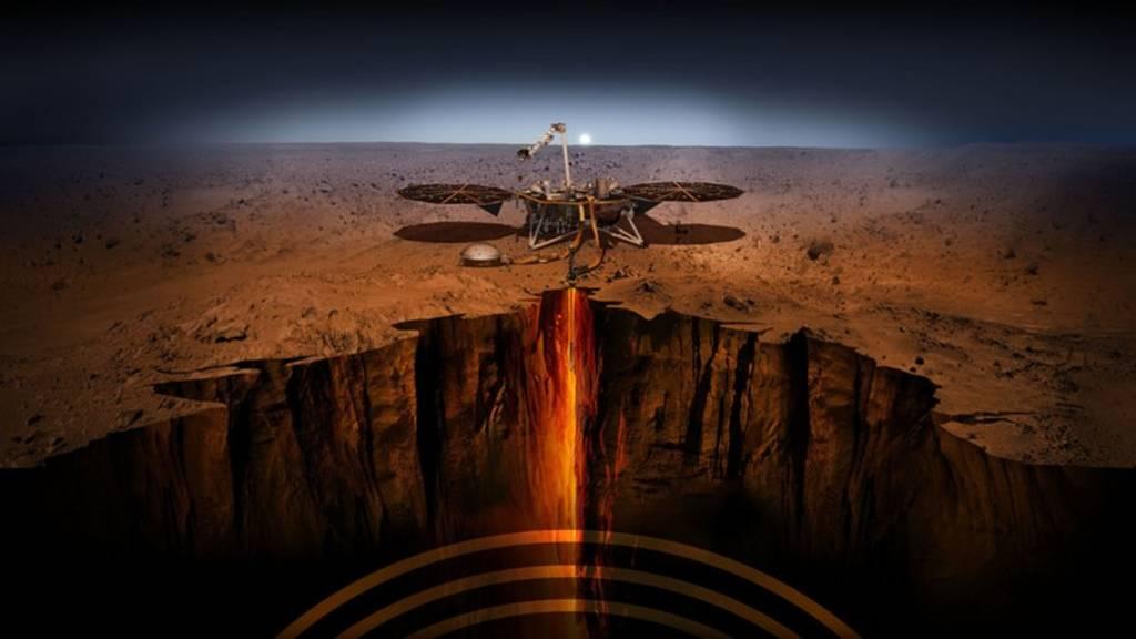 NASA: Αυτή είναι η πρώτη καθαρή φωτογραφία του InSight από τον πλανήτη Άρη (Pics+Vids)