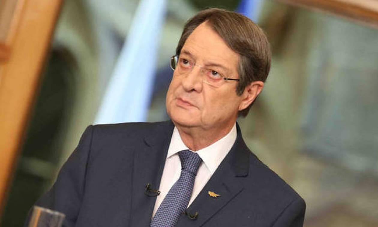 Αναστασιάδης: Ζητώ συγγνώμη για την προεδρική χάρη που απένειμα σε παιδεραστές