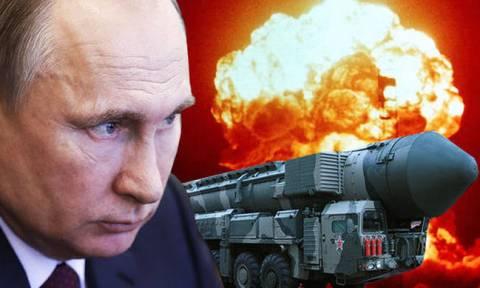 «Άστραψε και βρόντηξε» ο Πούτιν: Πείτε στους Ουκρανούς να μην κάνουν κάτι απερίσκεπτο...