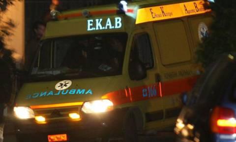 Σοβαρό τροχαίο στην Πάτρα: Νταλίκες συγκρούστηκαν μετωπικά στην Παλαιά Εθνική Οδό