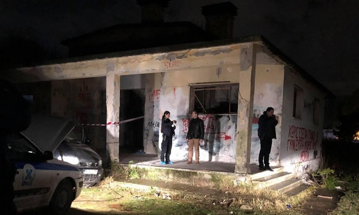 Θεσσαλονίκη: Θηλιά από κορδόνι στο λαιμό είχε ο άνδρας που βρέθηκε νεκρός (pics)