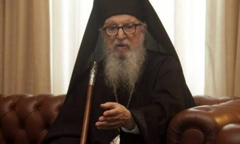 Παραμένει μέχρι νεωτέρας ο Αρχιεπίσκοπος Αμερικής Δημήτριος